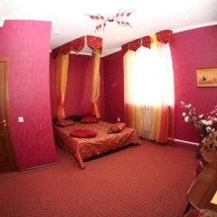 Гостиница Индиго комната для гостей фото 3