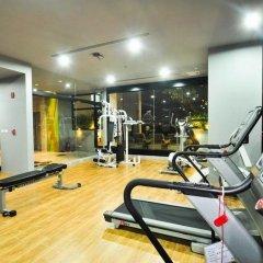 Grand Howard Hotel фитнесс-зал
