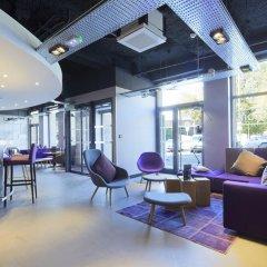 Отель Campanile Lyon Centre - Gare Perrache - Confluence Франция, Лион - 2 отзыва об отеле, цены и фото номеров - забронировать отель Campanile Lyon Centre - Gare Perrache - Confluence онлайн интерьер отеля фото 3