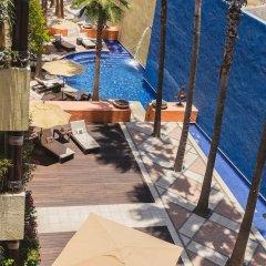 Отель Casa Natalia спортивное сооружение