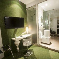 Отель Posada Del Dragón ванная фото 2