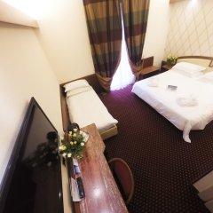 Отель Polo Италия, Римини - 2 отзыва об отеле, цены и фото номеров - забронировать отель Polo онлайн ванная фото 2