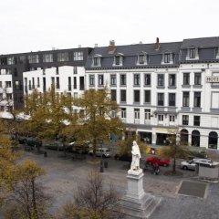 Hotel Barry Брюссель парковка