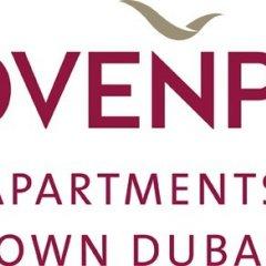 Movenpick Hotel Apartments Downtown Dubai Дубай парковка