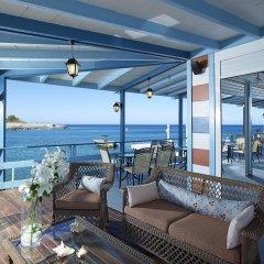Отель Aldemar Amilia Mare гостиничный бар