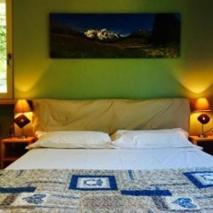 Отель Case Appartamenti Vacanze Da Cien Сен-Кристоф сейф в номере