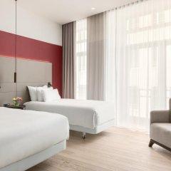 NH Collection Amsterdam Grand Hotel Krasnapolsky 5* Стандартный номер с различными типами кроватей фото 4