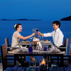 Отель Centra by Centara Coconut Beach Resort Samui питание