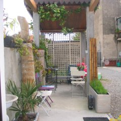 Отель B&B Il Rustico Турате фото 4