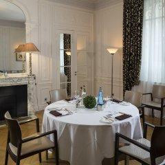 Majestic Hotel - Spa Paris питание