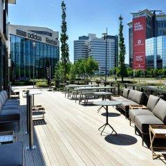 Отель Courtyard by Marriott Amsterdam Arena Atlas Нидерланды, Амстердам - 1 отзыв об отеле, цены и фото номеров - забронировать отель Courtyard by Marriott Amsterdam Arena Atlas онлайн бассейн