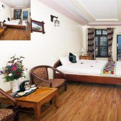 Отель Pinocchio Sapa Hotel - Hostel Вьетнам, Шапа - отзывы, цены и фото номеров - забронировать отель Pinocchio Sapa Hotel - Hostel онлайн интерьер отеля