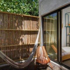 Отель Jacarandas-habitación Para 3 Personas en Mazatlán Масатлан ванная
