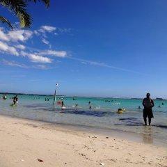 Отель Business & Holiday Aparthotel пляж