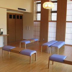 Отель Kyukamura Nanki-Katsuura Япония, Начикатсуура - отзывы, цены и фото номеров - забронировать отель Kyukamura Nanki-Katsuura онлайн интерьер отеля фото 3