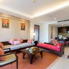 Отель Ravindra Beach Resort And Spa комната для гостей