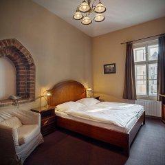 Отель & Residence U Tri Bubnu Чехия, Прага - 12 отзывов об отеле, цены и фото номеров - забронировать отель & Residence U Tri Bubnu онлайн комната для гостей фото 5
