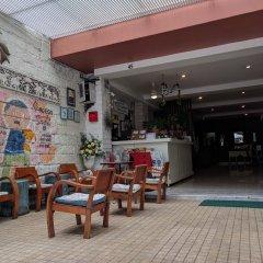 Отель Bbhouse Rambutri Бангкок интерьер отеля