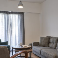Отель Urban Heights 2bd Apartment Греция, Афины - отзывы, цены и фото номеров - забронировать отель Urban Heights 2bd Apartment онлайн комната для гостей фото 5