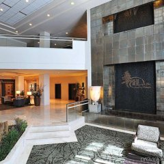Отель Hilton Minneapolis- St. Paul Airport Блумингтон интерьер отеля