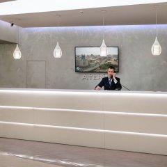 Гостиница Атерра интерьер отеля