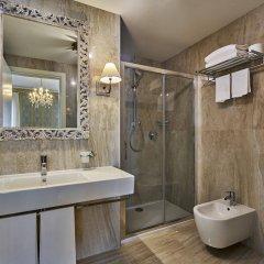 Отель Gardena Hotel Италия, Венеция - отзывы, цены и фото номеров - забронировать отель Gardena Hotel онлайн ванная