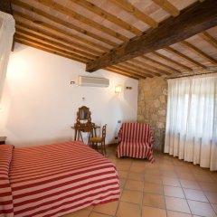 Отель Agriturismo Palazzo Bandino Италия, Кьянчиано Терме - отзывы, цены и фото номеров - забронировать отель Agriturismo Palazzo Bandino онлайн комната для гостей фото 3