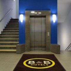 B&B Hotel Frankfurt-Hbf интерьер отеля