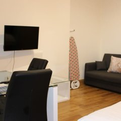 Апартаменты Angel Apartments- Islington Лондон удобства в номере