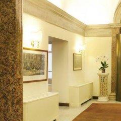Отель Albergo Santa Chiara Италия, Рим - отзывы, цены и фото номеров - забронировать отель Albergo Santa Chiara онлайн интерьер отеля