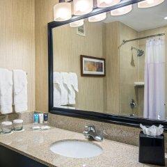 Отель Crowne Plaza Hotel-Newark Airport США, Элизабет - отзывы, цены и фото номеров - забронировать отель Crowne Plaza Hotel-Newark Airport онлайн ванная