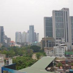 El Majestic Bangkok Hotel Sukhumvit 33 Бангкок балкон