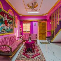 Отель OYO 12877 Home Cozy 2BHK Near Margao Гоа интерьер отеля