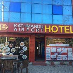 Отель Kathmandu Airport Hotel Непал, Катманду - отзывы, цены и фото номеров - забронировать отель Kathmandu Airport Hotel онлайн питание