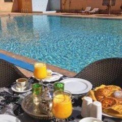 Отель Al Baraka des Loisirs Марокко, Уарзазат - отзывы, цены и фото номеров - забронировать отель Al Baraka des Loisirs онлайн питание фото 3