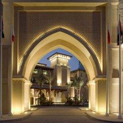 Отель Address Dubai Mall Дубай вид на фасад