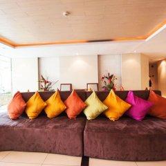 Отель Hyde Park Residence by Pattaya Sunny Rentals Паттайя комната для гостей