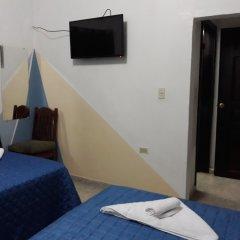 Отель Hostal Altamira Сан-Педро-Сула комната для гостей фото 3