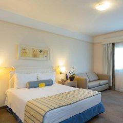 Отель Comfort Suites Londrina комната для гостей фото 3