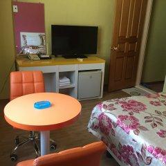 Отель Donggung Motel Южная Корея, Пхёнчан - отзывы, цены и фото номеров - забронировать отель Donggung Motel онлайн удобства в номере фото 2