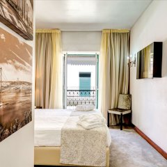 Отель LX Rossio Португалия, Лиссабон - 4 отзыва об отеле, цены и фото номеров - забронировать отель LX Rossio онлайн комната для гостей фото 5