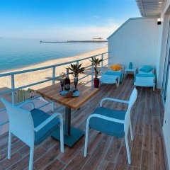 Apart-hotel Poseidon Одесса балкон