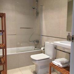 Отель Apartamentos Coruña Playa ванная фото 2