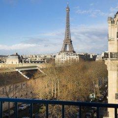 Hotel Duquesne Eiffel балкон