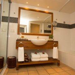 Отель Outrigger Fiji Beach Resort Фиджи, Сигатока - отзывы, цены и фото номеров - забронировать отель Outrigger Fiji Beach Resort онлайн ванная
