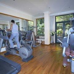 Villa Diodoro Hotel фитнесс-зал фото 2