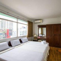 Отель Ruamchitt Travelodge Бангкок комната для гостей фото 2