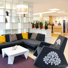 Отель Novotel Vilnius Centre спа