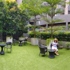 Отель Holiday Inn Express Singapore Orchard Road Сингапур