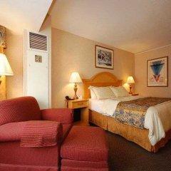 Отель Red Lion Hotel Arlington Rosslyn Iwo Jima США, Арлингтон - отзывы, цены и фото номеров - забронировать отель Red Lion Hotel Arlington Rosslyn Iwo Jima онлайн комната для гостей фото 5